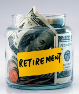 Retirement Funds Jar