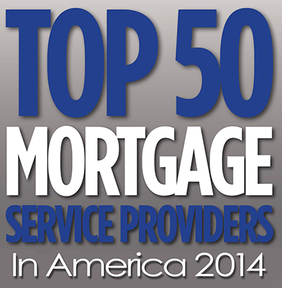 Top 50 Mortgage Service Providers