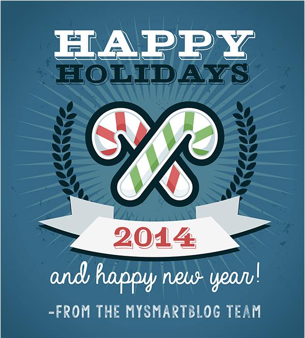 Happy Holidays from MySMARTblog!