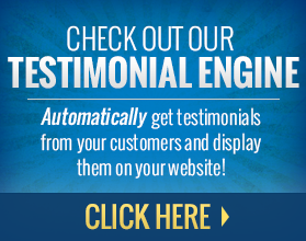 Check out our testimonial engine