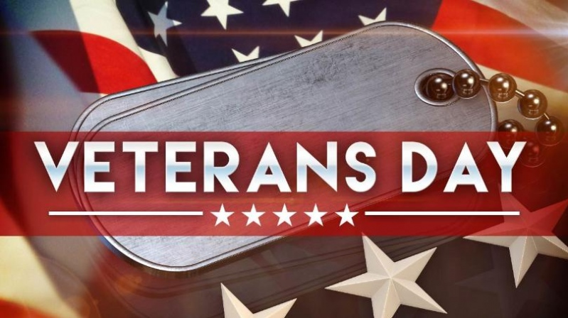 Honoring All Who Have Served or Are Serving this Veteran's Day
