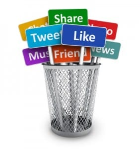 Social Media Is A Great Way To Connect With Your Referral Base